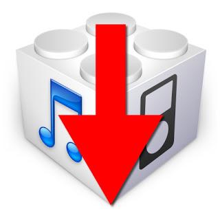 iOS 7からiOS 6にダウングレードしてみた [方法]