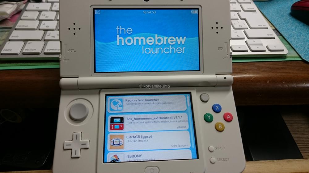3DS HBL TubeHax/NINJHAX は FW 10.0/10.1 でも動作する