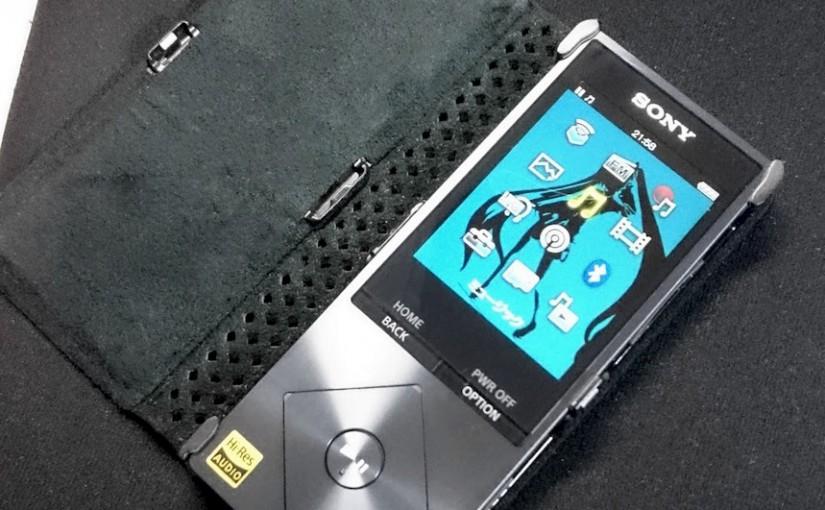 Walkman A20 レビュー (FiiO X1との比較 & 使いこなすポイント)