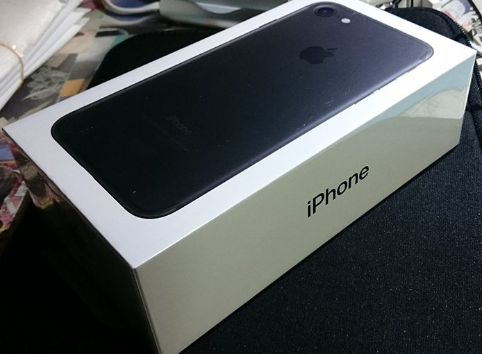 iPhone 7 開封レビュー & ケースや今後の運用などについて