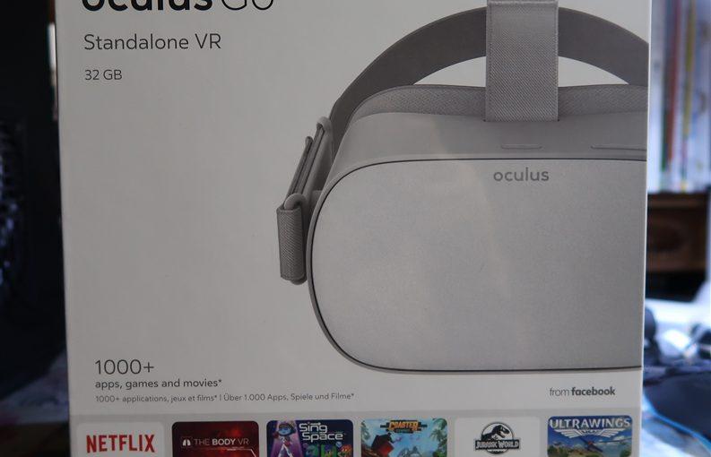 コスパの高いスタンドアロンVR「Oculus Go」レビュー