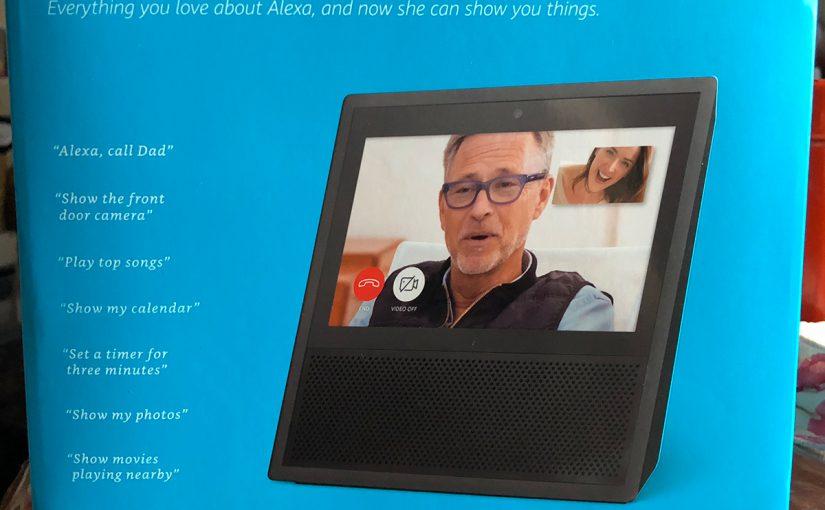 Amazon Echo Show レビュー & 日本語に対応させる裏技 [方法]