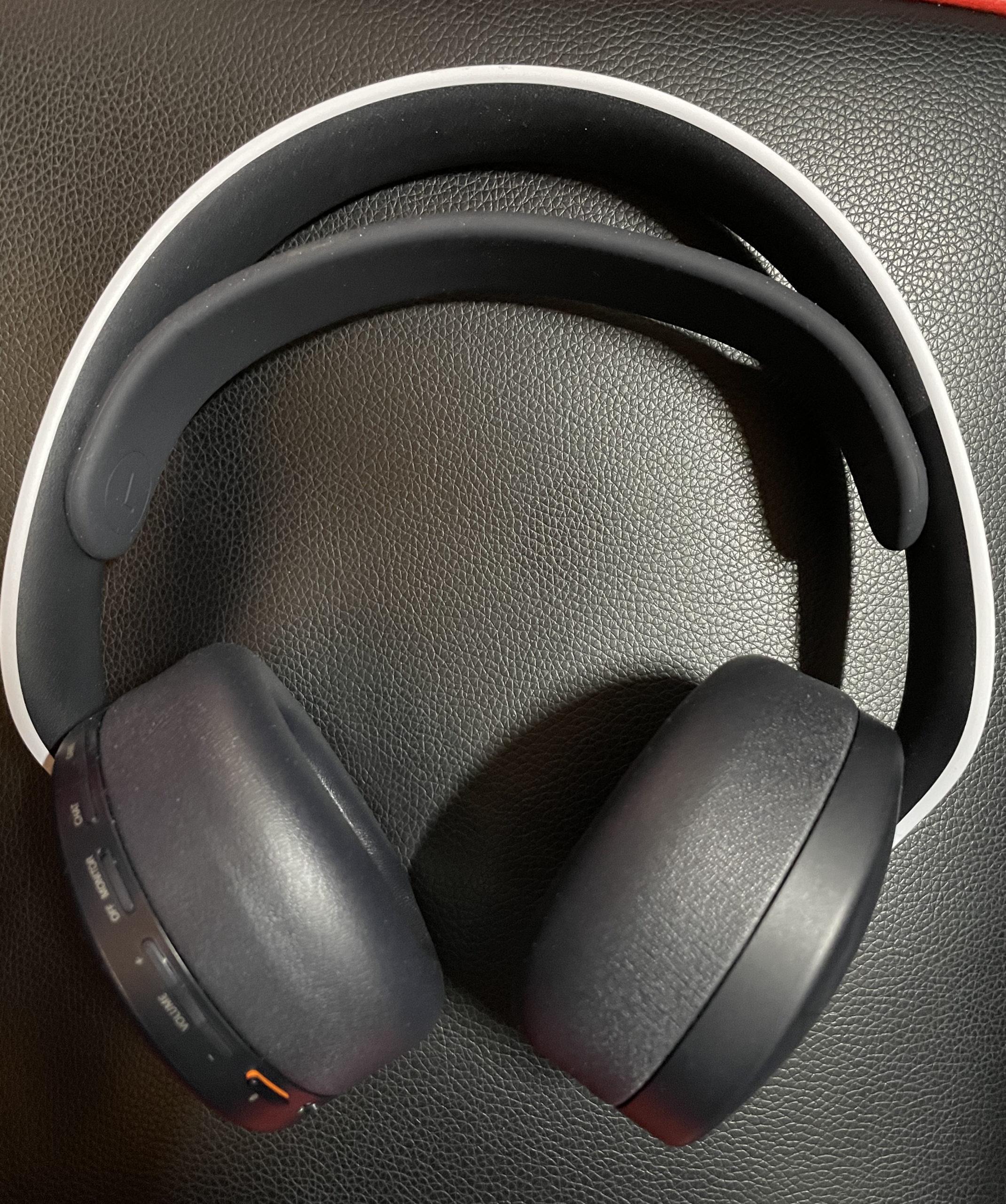 ヘッド セット pulse 3d ワイヤレス